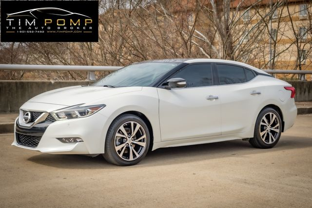 2017 Nissan Maxima SL in Memphis, Tennessee 38115