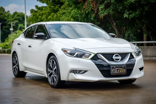 2017 Nissan Maxima SV LEATHER NAVIGATION BACK UP CAMERA in Memphis, TN 38115