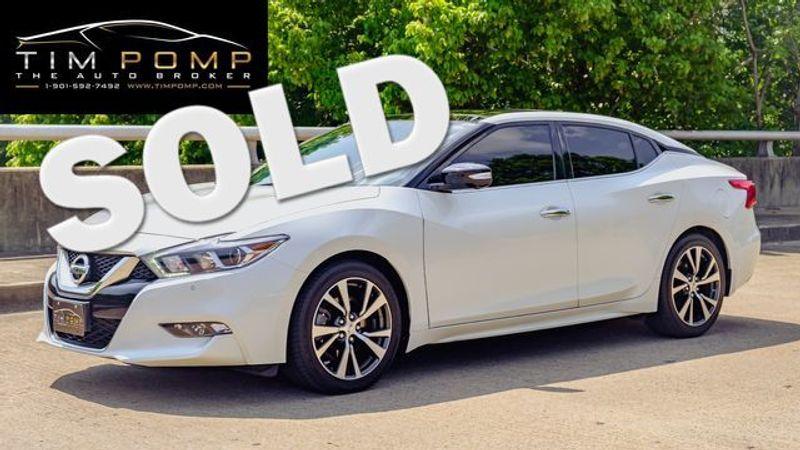 2017 Nissan Maxima Platinum | Memphis, Tennessee | Tim Pomp - The Auto Broker in Memphis Tennessee