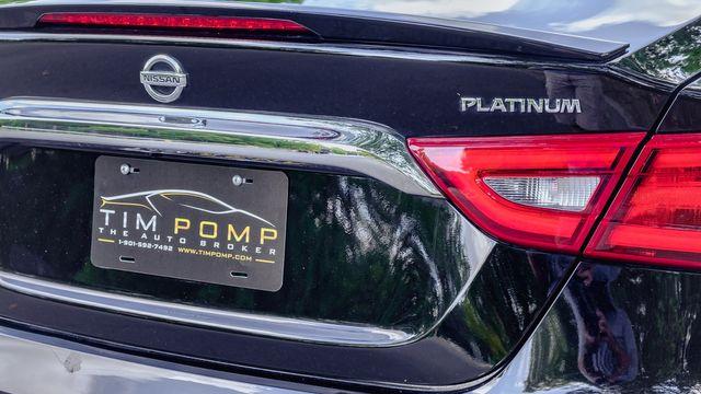 2017 Nissan Maxima Platinum PANO ROOF NAVIGATION in Memphis, TN 38115