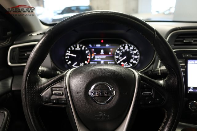 2017 Nissan Maxima SL Merrillville, Indiana 17