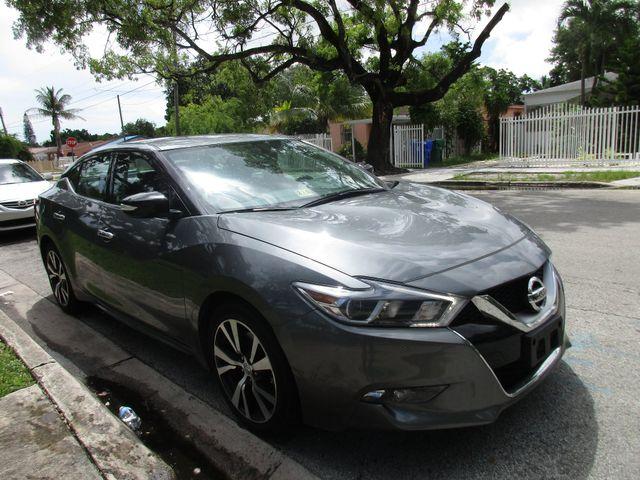 2017 Nissan Maxima SV Miami, Florida 5