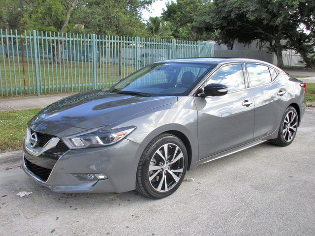 2017 Nissan Maxima SV Miami, Florida