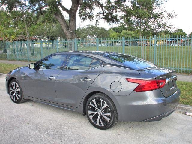 2017 Nissan Maxima SV Miami, Florida 2