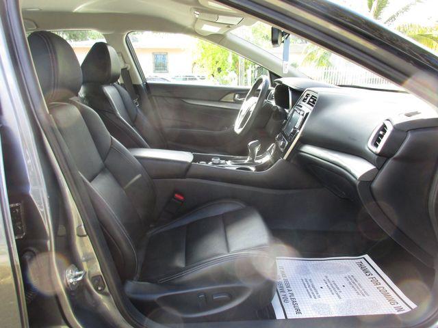 2017 Nissan Maxima SV Miami, Florida 22