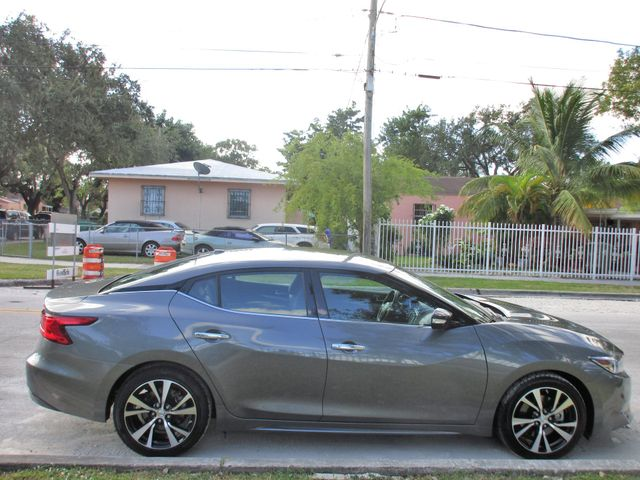 2017 Nissan Maxima SV Miami, Florida 4