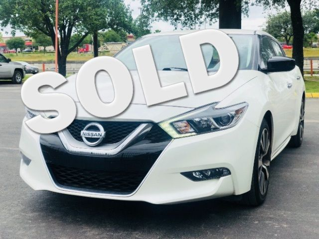 2017 Nissan Maxima S in San Antonio, TX 78233