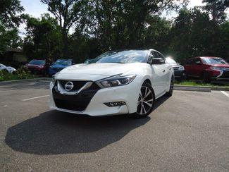 2017 Nissan Maxima Platinum SEFFNER, Florida