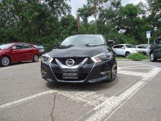 2017 Nissan Maxima SL PANORAMIC. NAVIGATION SEFFNER, Florida