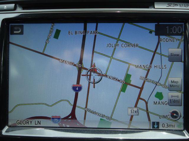 2017 Nissan Maxima SV LEATHER. NAVIGATION. HEATED SEATS SEFFNER, Florida 3