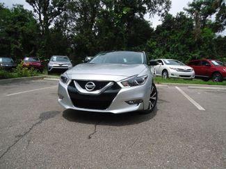 2017 Nissan Maxima SL SEFFNER, Florida