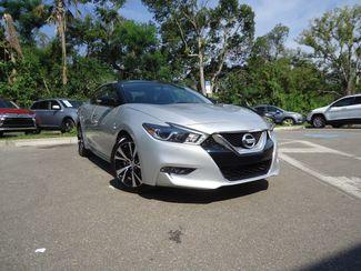 2017 Nissan Maxima SL PANORAMIC NAVIGATION SEFFNER, Florida 10