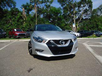 2017 Nissan Maxima SL PANORAMIC NAVIGATION SEFFNER, Florida 11