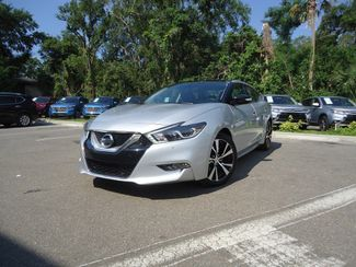 2017 Nissan Maxima SL PANORAMIC NAVIGATION SEFFNER, Florida 7