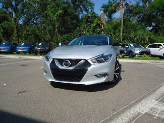 2017 Nissan Maxima SL PANORAMIC NAVIGATION SEFFNER, Florida 8