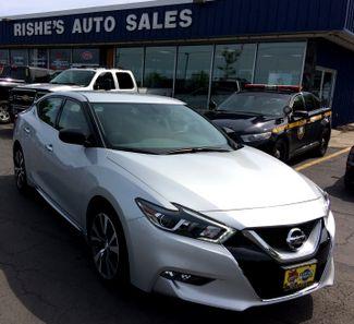 2017 Nissan Maxima S   Rishe's Import Center in Ogdensburg N.Y.,Lisbon N.Y.,Potsdam N.Y.,Canton N.Y.,Massena N.Y.,Watertown N.Y.,St Lawrence Co.  New York