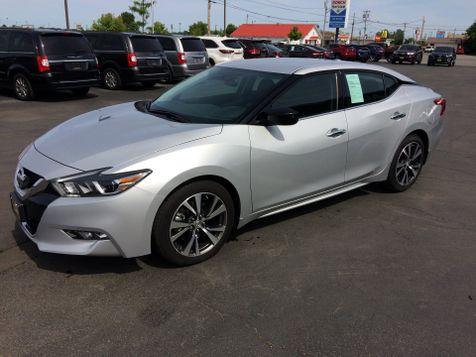 2017 Nissan Maxima S 345 Miles! $34,000 New! Save!!!  | Rishe's Import Center in Ogdensburg, NY