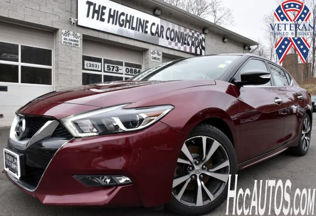 2017 Nissan Maxima SL Waterbury, Connecticut 1