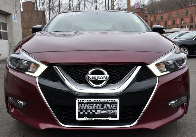 2017 Nissan Maxima SL Waterbury, Connecticut 10