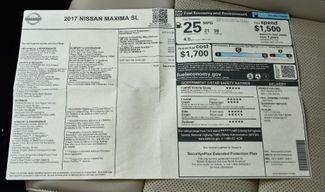 2017 Nissan Maxima SL Waterbury, Connecticut 40