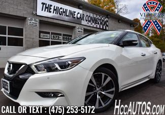 2017 Nissan Maxima SL Waterbury, Connecticut