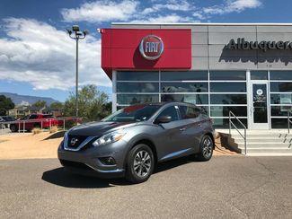 2017 Nissan Murano SV in Albuquerque New Mexico, 87109