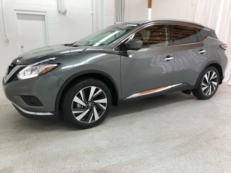 2017 Nissan Murano Platinum | Bountiful, UT | Antion Auto in Bountiful, UT