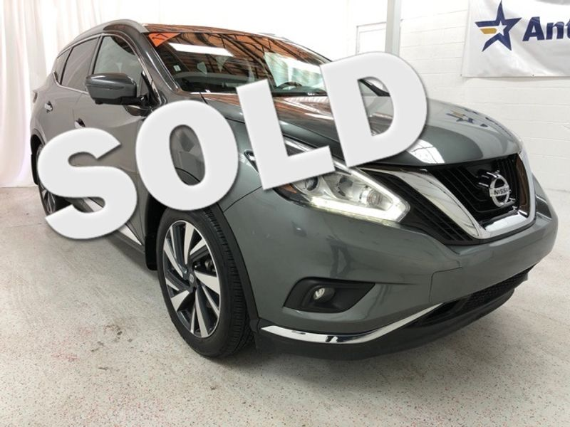 2017 Nissan Murano Platinum | Bountiful, UT | Antion Auto in Bountiful UT