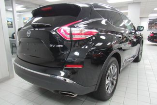 2017 Nissan Murano SV Chicago, Illinois 4