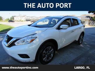 2017 Nissan Murano SV W/NAVI in Clearwater Florida, 33773