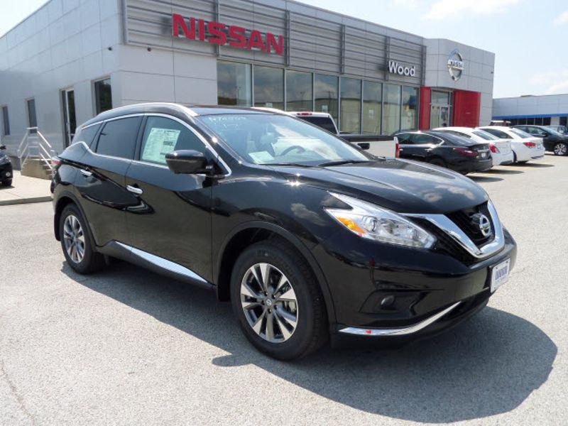 2017 Nissan Murano SL  city Arkansas  Wood Motor Company  in , Arkansas