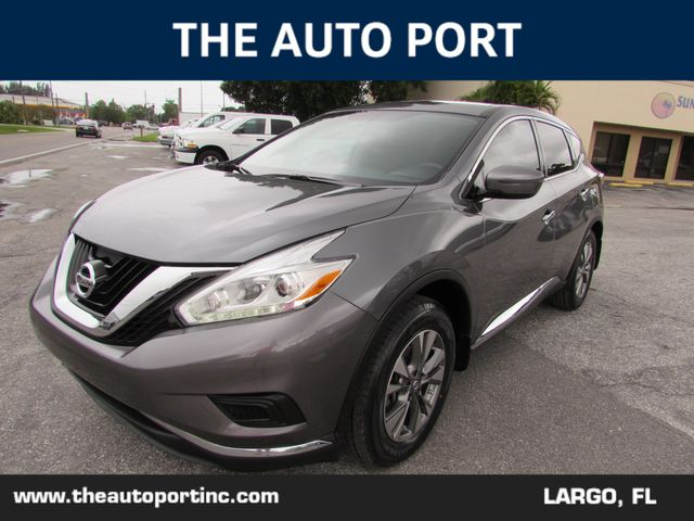 2017 Nissan Murano S in Largo, Florida 33773