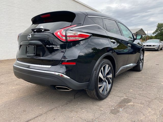 2017 Nissan Murano Platinum Madison, NC 1