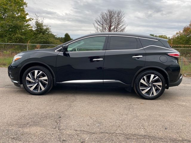2017 Nissan Murano Platinum Madison, NC 4