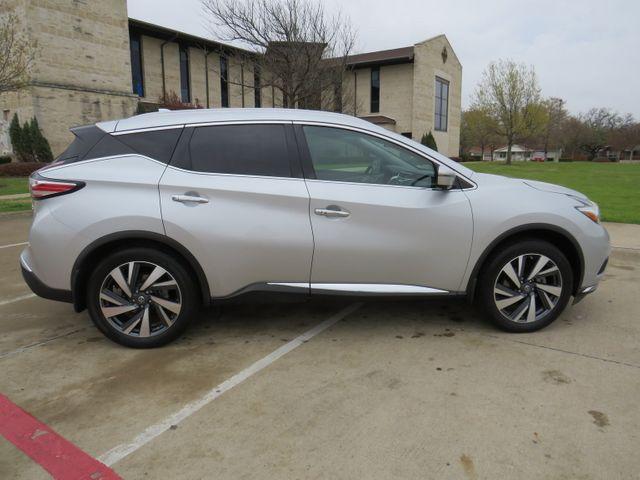 2017 Nissan Murano Platinum in McKinney, Texas 75070