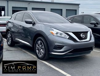 2017 Nissan Murano S | Memphis, Tennessee | Tim Pomp - The Auto Broker in  Tennessee