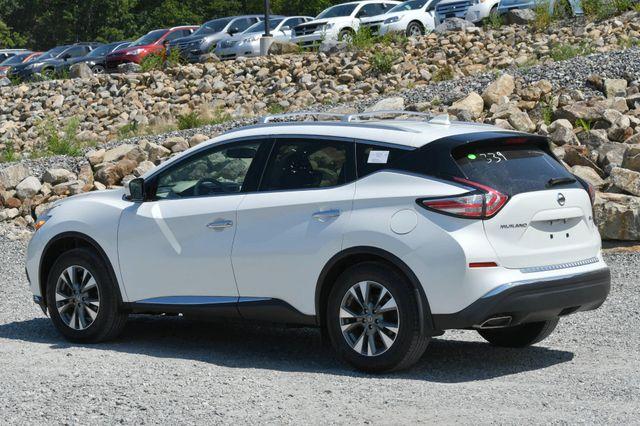 2017 Nissan Murano SL Naugatuck, Connecticut 2