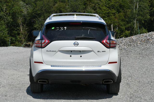 2017 Nissan Murano SL Naugatuck, Connecticut 3