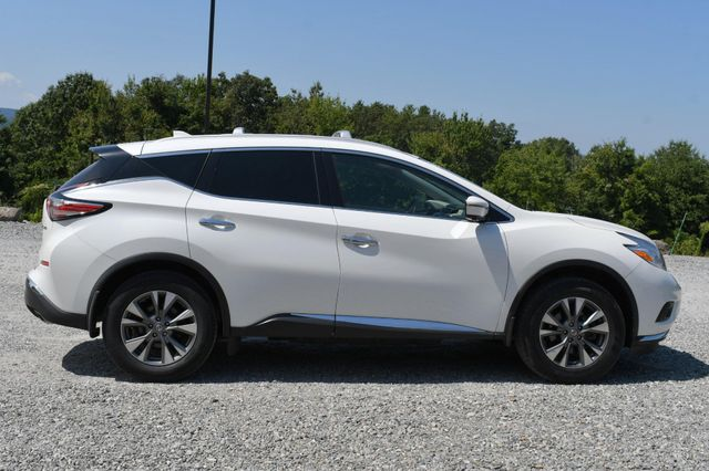 2017 Nissan Murano SL Naugatuck, Connecticut 5