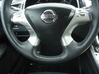 2017 Nissan Murano SV. NAVIGATION SEFFNER, Florida 22