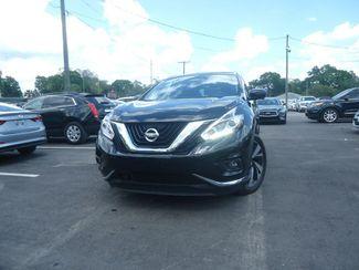 2017 Nissan Murano Platinum AWD SEFFNER, Florida 8