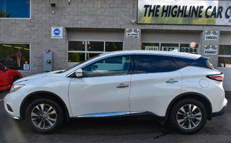 2017 Nissan Murano S Waterbury, Connecticut 3