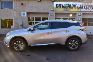 2017 Nissan Murano SL Waterbury, Connecticut 3