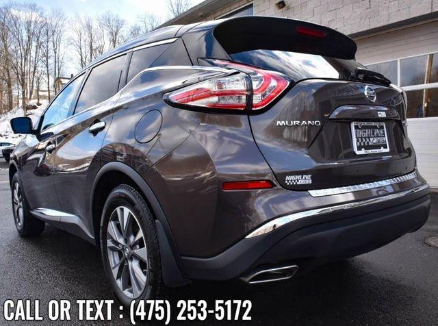 2017 Nissan Murano SL Waterbury, Connecticut 6