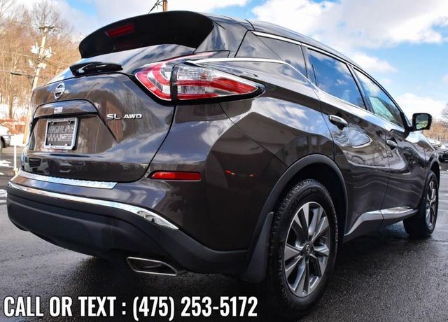 2017 Nissan Murano SL Waterbury, Connecticut 8