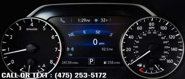 2017 Nissan Murano SL Waterbury, Connecticut 34