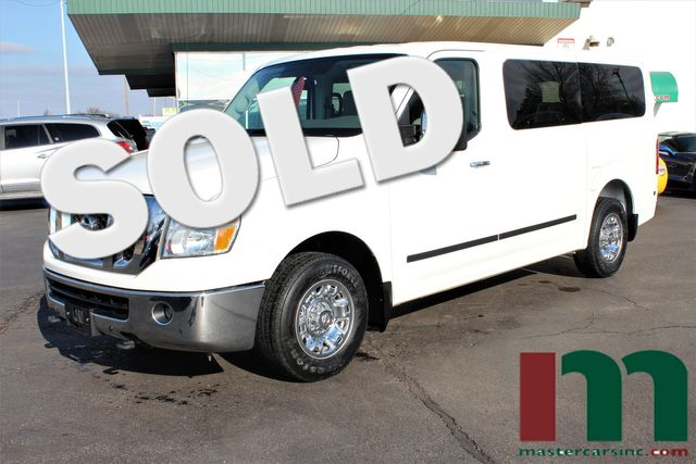 2017 Nissan NV 12 Passenger SL | Granite City, Illinois | MasterCars Company Inc. in Granite City Illinois