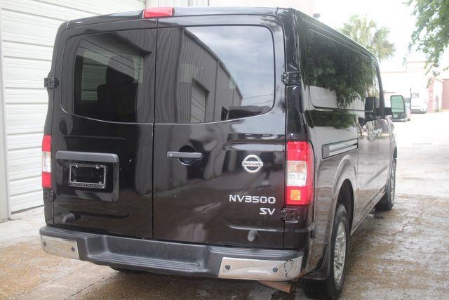 2017 Nissan NV Passenger SV Houston, Texas 10
