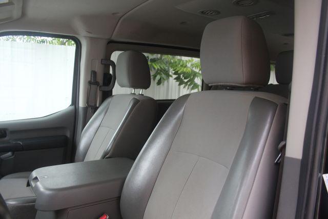 2017 Nissan NV Passenger SV Houston, Texas 21