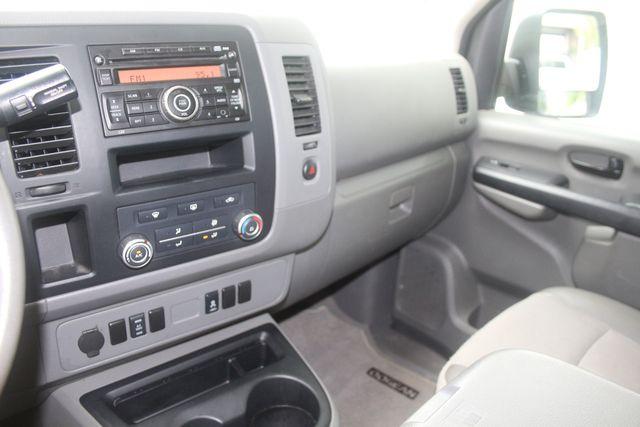 2017 Nissan NV Passenger SV Houston, Texas 34